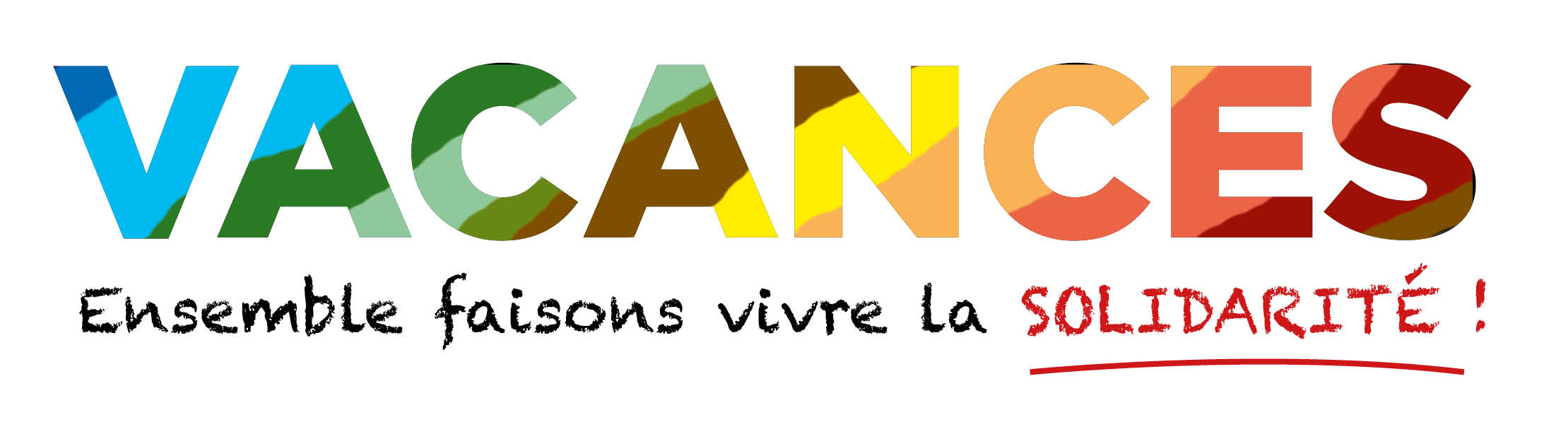 Vacances - Ensemble faisons vivre la solidarité !